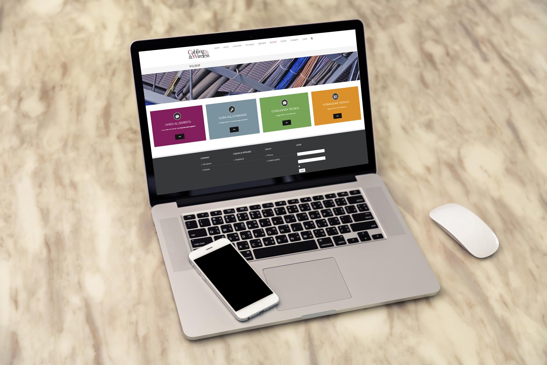 Cabling & Wireless rivista ICT e data center