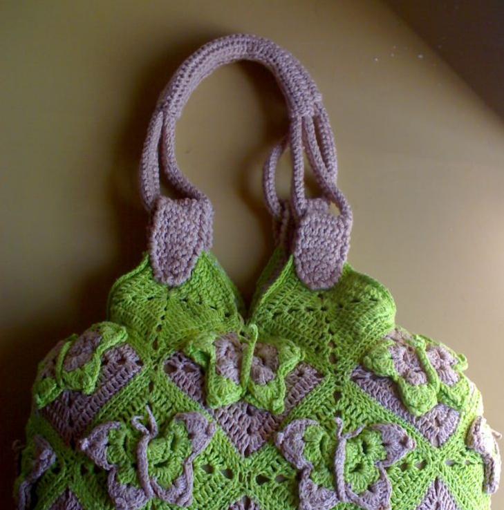 Come Fare I Manici Per Le Borse Ad Uncinetto Effetti Crochet