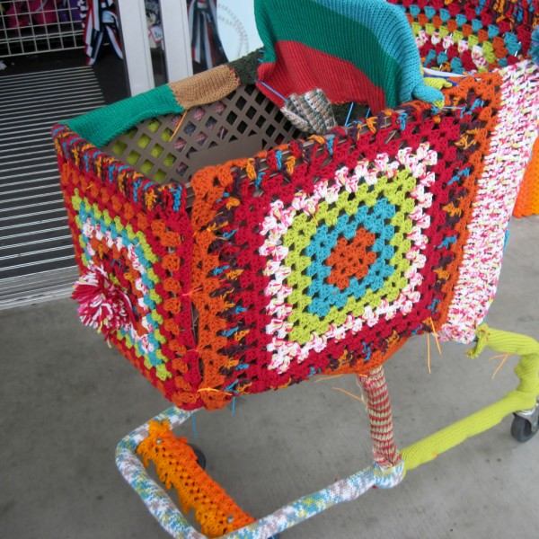 Creazioni Urbane Ad Uncinetto Nel Mondo Effetti Crochet