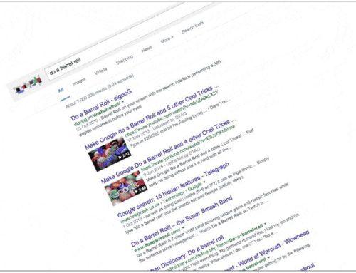 Parole magiche per effetti divertenti di Google